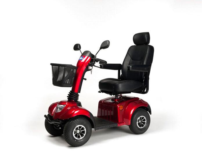 Skutery elektryczne dla osób niepełnosprawnych